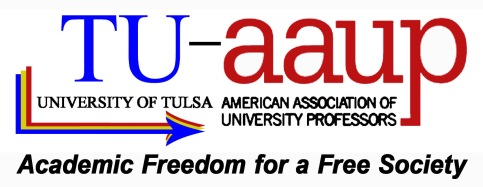 TU-aaup Logo with motto